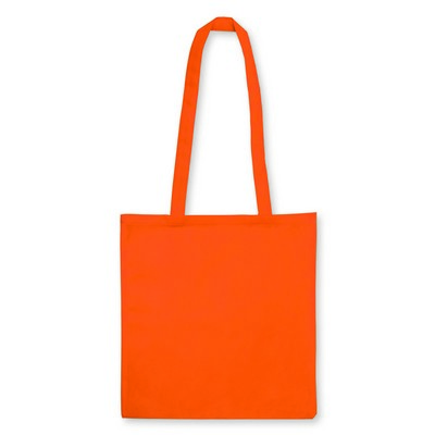 Non Woven Bag - w/V shaped gusset - (printed with 1 colour(s)) NWB15-OR_GL_DEC