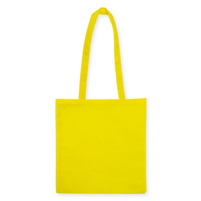 Non Woven Bag - w/V shaped gusset - (printed with 1 colour(s)) NWB15-YE_GL_DEC