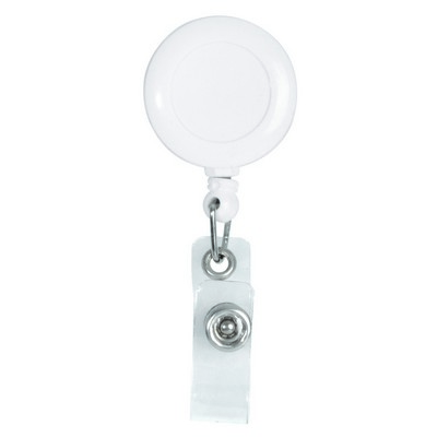 Retractable Badge Holder - (printed with 1 colour(s)) T162B_GL_DEC