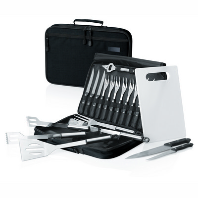 BBQ Tool Set - (printed with 1 colour(s)) T188A_GL_DEC