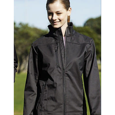 Ladies New Style Soft Shell Jacket CJ1302_BOC