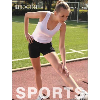 Ladies Gym Shorts CK1201_BOC