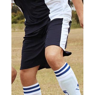 Unisex Adults Soccer Panel Shorts CK618_BOC