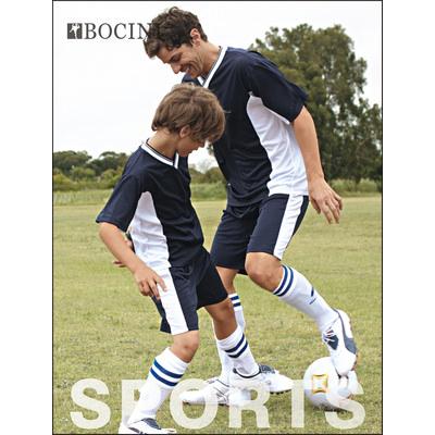 Kids Soccer Panel Shorts CK628_BOC