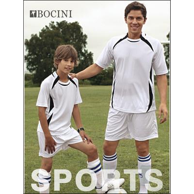 Kids Plain Sports Shorts CK708_BOC