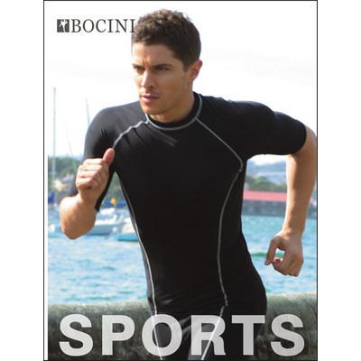 Performance Wear - Mens Bike Shorts CK902_BOC