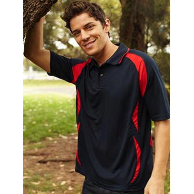 Unisex Adults Breezeway Sports Polo CP0751_BOC