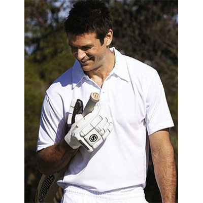 Unisex Adults Cricket Polo Ss CP1211_BOC