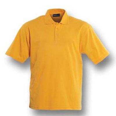 Kids Plain Colour Poly Face Cotton Backing Ss Polo CP1602_BOC