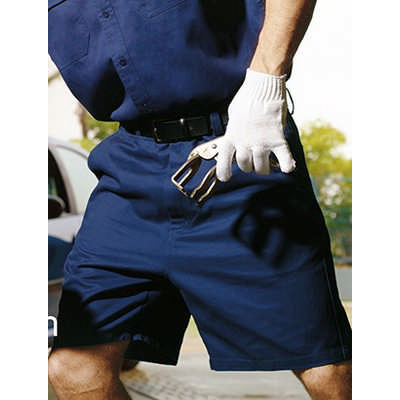 Unisex Adults Cotton Drill Work Shorts WK614_BOC