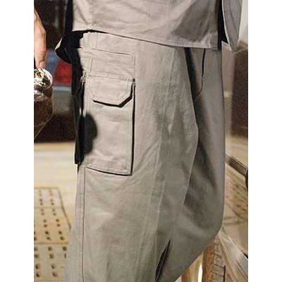 Unisex Adults Cotton Drill Cargo Pants WK616_BOC