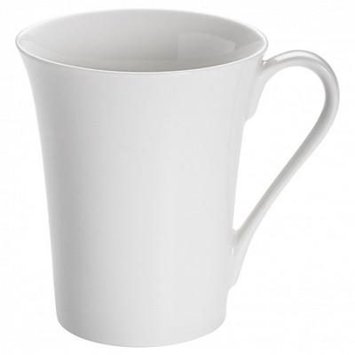 Maxwell & Williams White Basics Tempo Flare Mug - (printed with 1 colour(s)) P4722_PPI