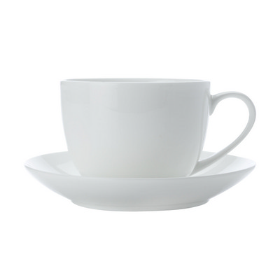 Maxwell & Williams Bone China Cup & Saucer - 230ml - (printed with 1 colour(s)) BC1884_PPI