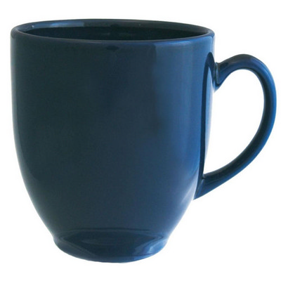 Broadway Mug Gloss Cobalt - (printed with 1 colour(s)) MUGSBROD003_PPI