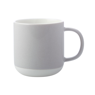 Fika Mug 340ml Grey - (printed with 1 colour(s)) DI0263_PPI