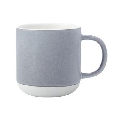 Fika Mug 340ml Charcoal - (printed with 1 colour(s)) DI0264_PPI