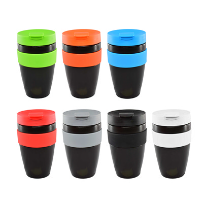 Mi-cup Body Black - (printed with 1 colour(s)) MC003_PPI