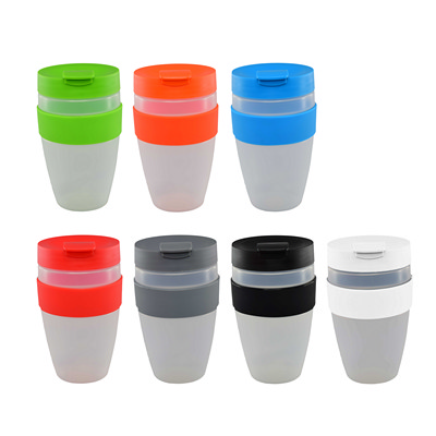 Mi-cup Travel Mug Body Clear - (printed with 1 colour(s)) MC001_PPI