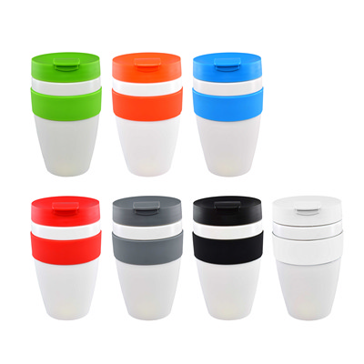 Mi-cup Travel Mug Body White - (printed with 1 colour(s)) MC000_PPI