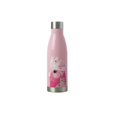 Pete Cromer Double Wall Insulated Bottle 500ml Galah - (printed with 1 colour(s)) JR0005_PPI