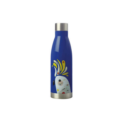 Pete Cromer Double Wall Insulated Bottle 500ml Cockatoo - (printed with 1 colour(s)) JR0009_PPI