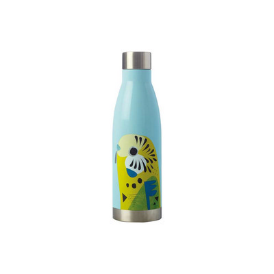 Pete Cromer Double Wall Insulated Bottle 500ml Budgerigar - (printed with 1 colour(s)) JR0010_PPI