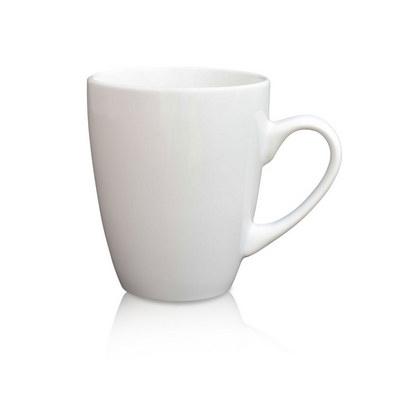Madrid Mug Gloss White - (printed with 1 colour(s)) MUGSMADR001_PPI
