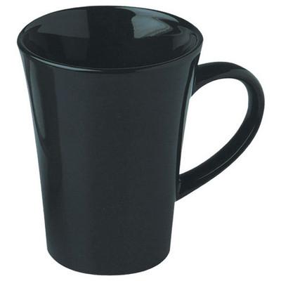 Montreal Mug Gloss Black - (printed with 1 colour(s)) MUGSMONT002_PPI