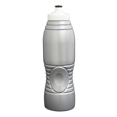 Bullet Drink Bottle 750ml Silver M2 - (printed with 1 colour(s)) BOTTBULLN29_PPI