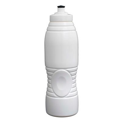 Bullet Drink Bottle 750ml White M2 - (printed with 1 colour(s)) BOTTBULLN01_PPI