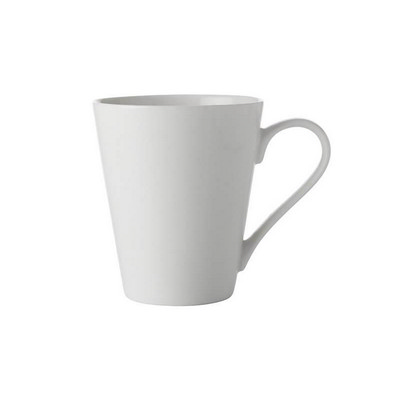 Maxwell & Williams White Basics Conical Mug 300ml - (printed with 1 colour(s)) FX0141_PPI
