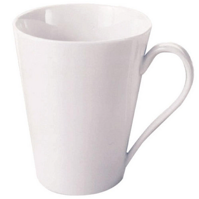 Maxwell & Williams White  Basics Conical Mug - (printed with 1 colour(s)) P078_PPI