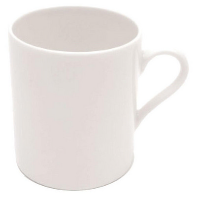 Maxwell & Williams White  Basics Cylindrical Mug - (printed with 1 colour(s)) P069_PPI