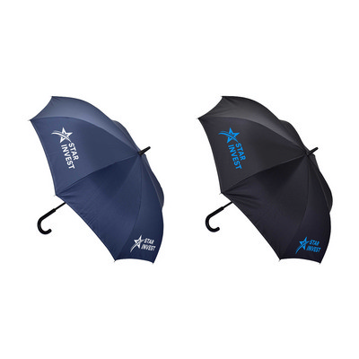 Inverter Umbrella with J Handle - (printed with 1 colour(s)) U61_PREMIER