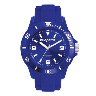 Watch, Unisex with Silicone Strap W1962_PREMIER