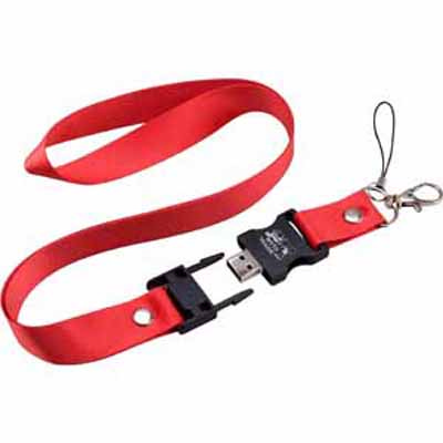USB Lanyard Flash Drive 32GB - (printed with 3 colour(s)) AR235-32GB_PROMOITS