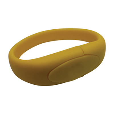 Gigi Silicone Wrist Band 8GB - (printed with 3 colour(s)) AR326-8GB_PROMOITS