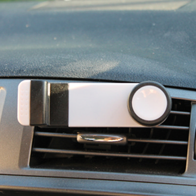 Listen Out Air Vent Phone Holder - (printed with 1 colour(s)) AR386_PROMOITS