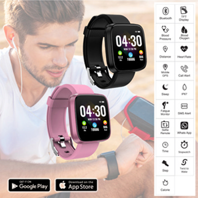 Eclipse Smart Band - (printed with 1 colour(s)) AR784_PROMOITS