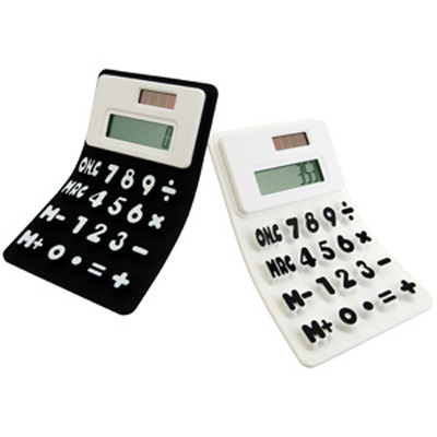 Magnetic Solar Calculator - (printed with 1 colour(s)) LC5024_PROMOITS