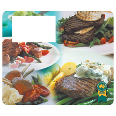 Business Card Mouse Pad - (printed with 1 colour(s)) MM823_PROMOITS