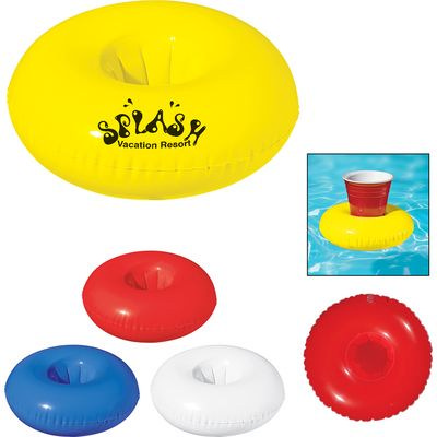 Inflatable Beverage Float - (printed with 1 colour(s)) PH705_blu_PS