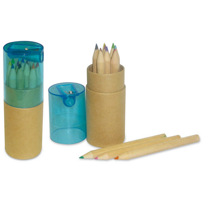 Mini Pencil Tube - (printed with 1 colour(s)) PS1301_PS