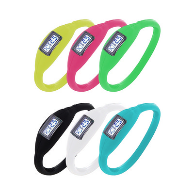 Silicone Wrist Watch - (printed with 1 colour(s)) PS3120_PS