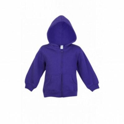 Babies Fleece Zip Hoodie F100ZZ_RMO