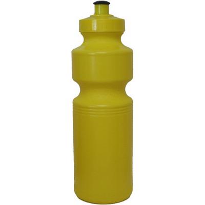 Yellow Triathlon Style Bottle - (printed with 1 colour(s)) SQ0431Yellow_SEQ