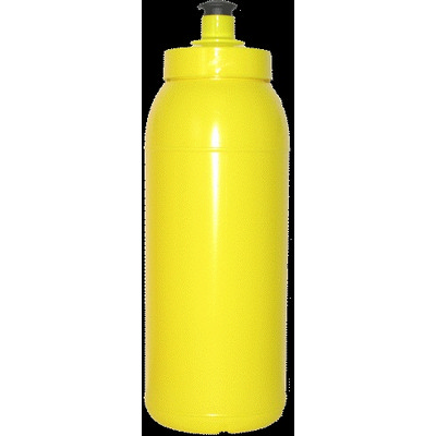 Yellow Optimum Style Bottle - (printed with 1 colour(s)) SQ0731Yellow_SEQ
