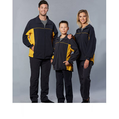 Adults Warm Up Jacket With Breathable Lining JK08_WIN