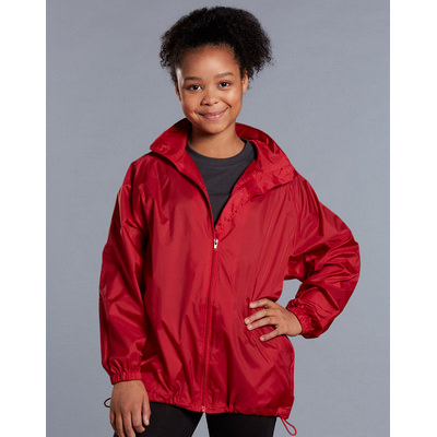 Kids Rain Forest Spray Jacket JK10K_WIN