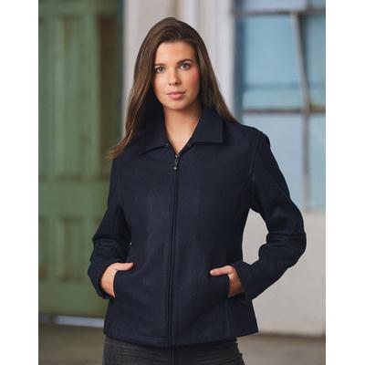 Ladies Flinders Wool Blend Corporate Jacket  JK14_WIN